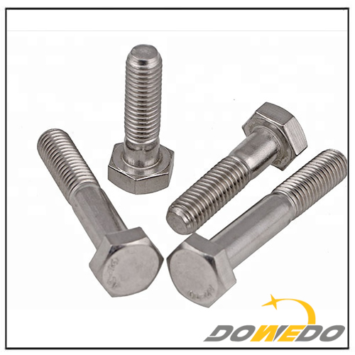 Stainless Steel Hexagon Bolt