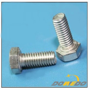 Introduction of Hex Bolt