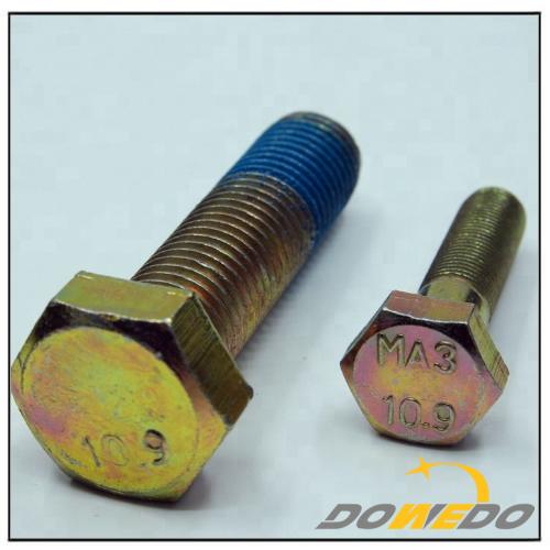 High Density Hex Bolt A490